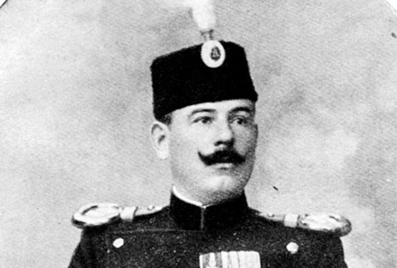 Colonel Dragutin Dimitrijevic