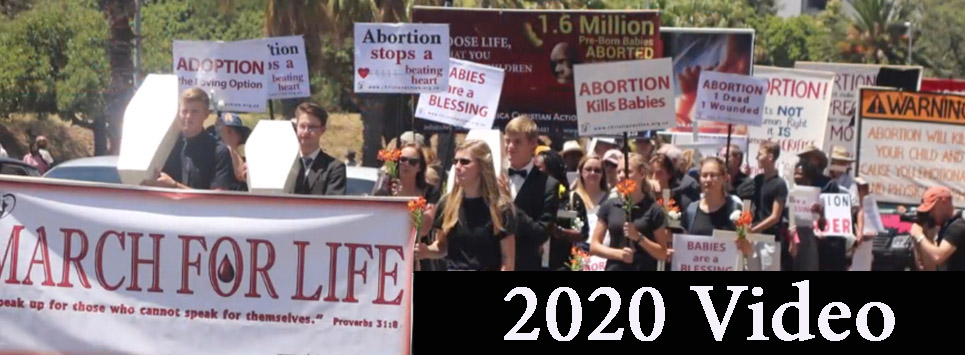 March for Life 2020 Video