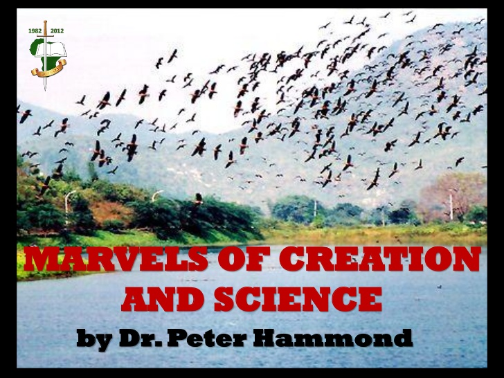 Marvels of Creation and Science