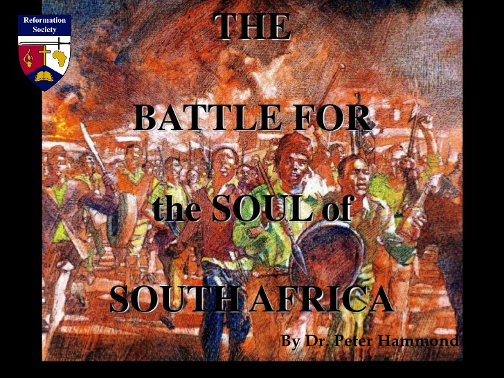 The Battle for the Soul of South Africa